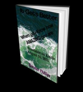 Koralee Phillips book It Gets Better
